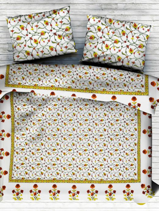 Block Print Duvet Covers