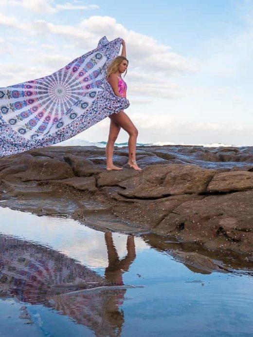 Mandala Tapestry & Wall Hanging