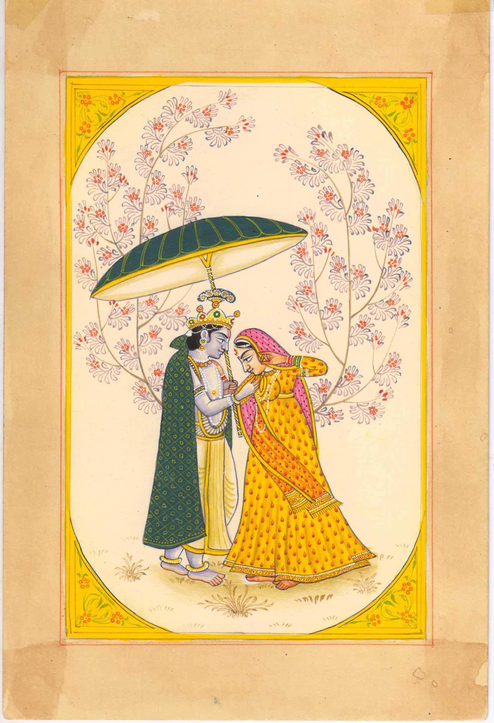 Radha Krishna - Handicraft Palace