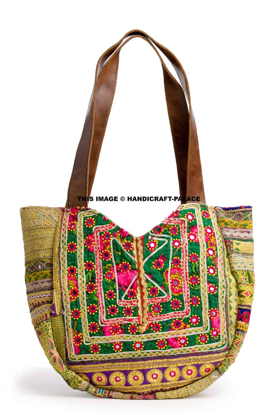 Indian Tie Dye Hand Bag Shoulder Mandala Cotton Women Bag Tribal Tote Bag Ethnic