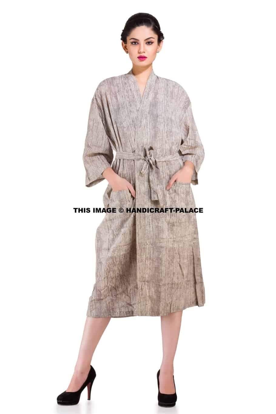Indian Bath Robes Dressing - Handicraft Palace 457edfeeb