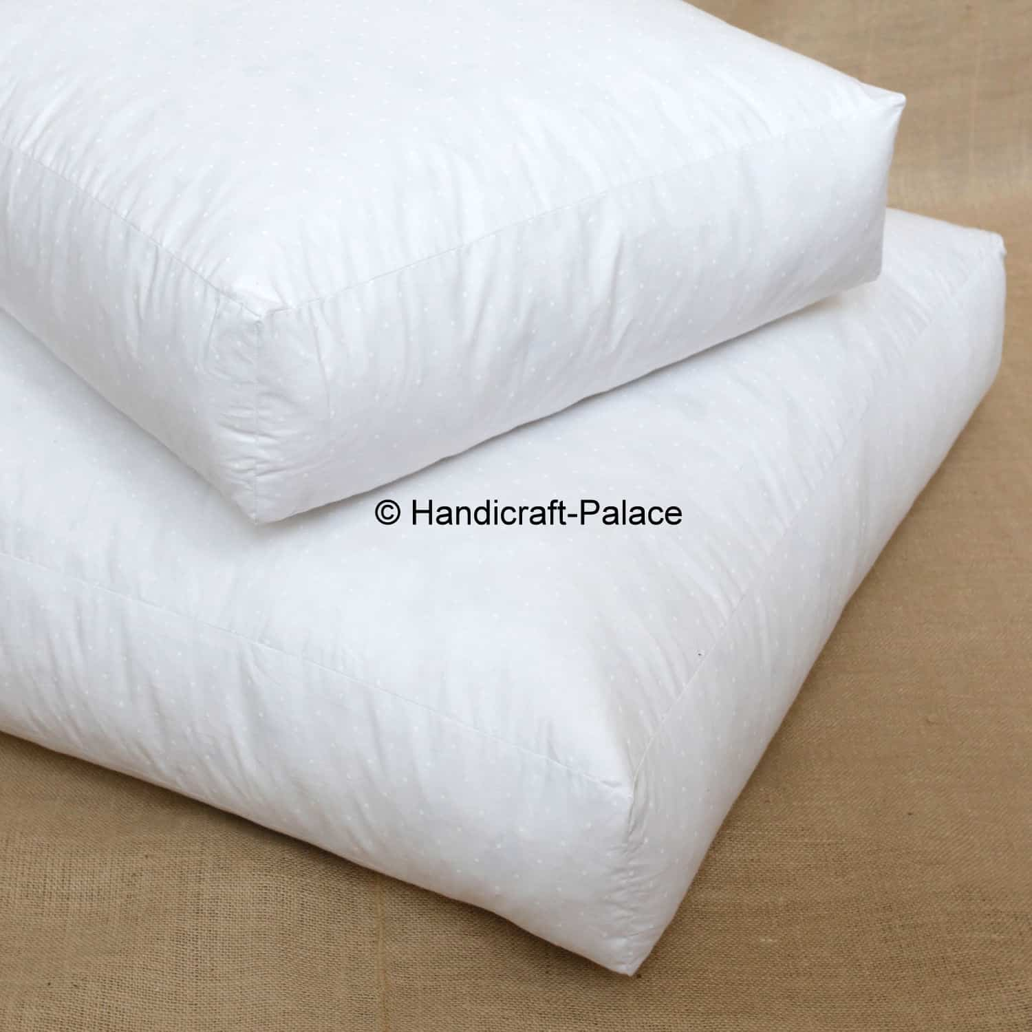 Cotton Pillow Filling Buy Online 35 Quot Cushion Filler At Low