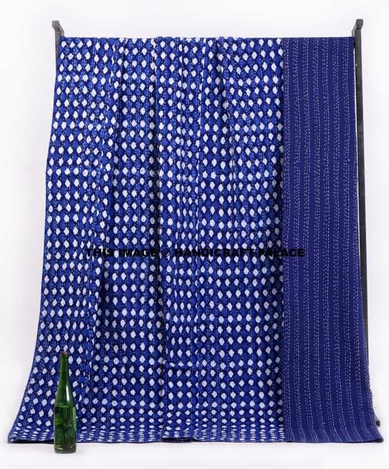 Polka dot queen size quilt handicraft palace thecheapjerseys Images