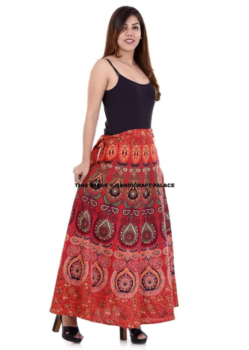 74e646d76d Shop Now Wrap Around - Mandala Women's Rapron | Women Fashion Wear