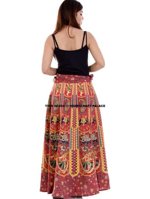 2ace173551 Rapron - Shop Now Online Women's Long Wrap Around | Rapron | Skirt